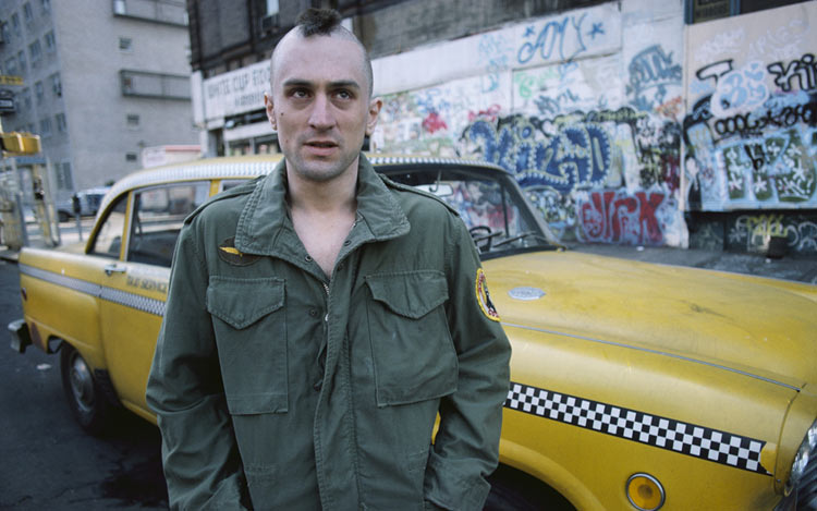 Taxi-driver